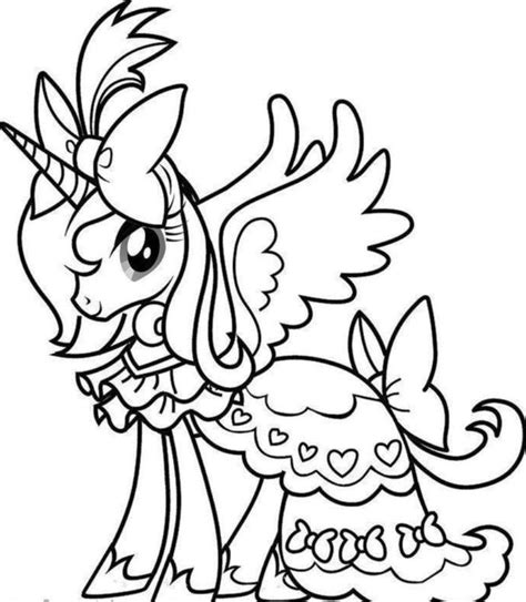 unicorn coloring pages    clipartmag