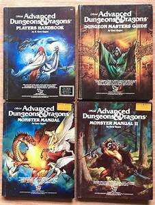Dungeons Dragons Books Players Handbook Dungeon Masters