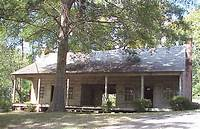 dog run house Scotia Dog Trot House Grand Gulf Military Park Port Gibson MS