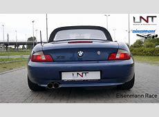 BMW Z3 19 w Eisenmann Race Exhaust UNT Design