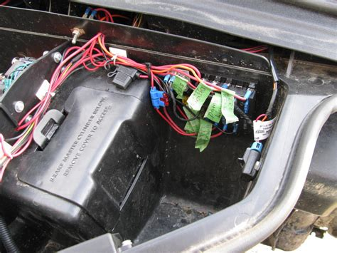 installed  dual battery kit arctic cat prowler forums