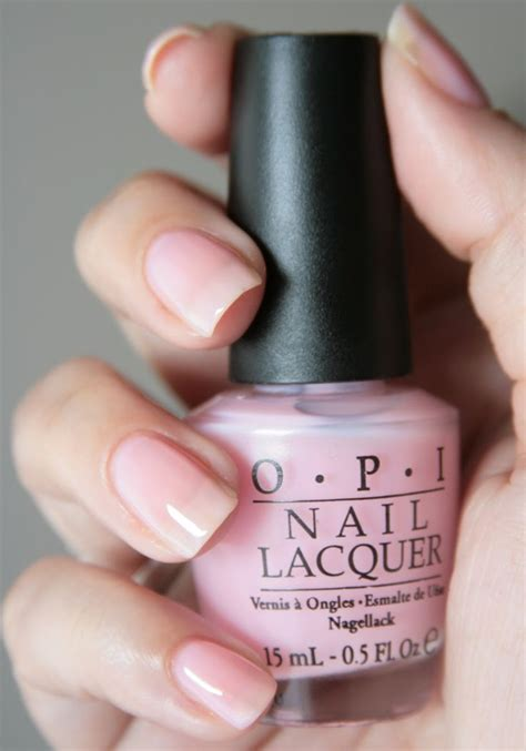 opi light pink 1000 ideas about light pink nails on light