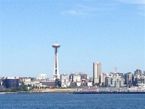 Seattle Waterfront Boat Tours by A Great View Picture Of Argosy Cruises Seattle