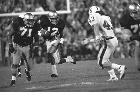 ricky watters   years notre dame insider
