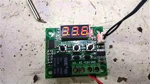 Termostato Digital Para Chocadeira  W1209