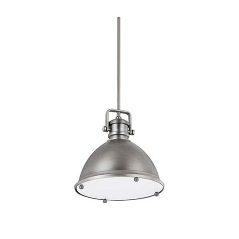 pendant lighting for kitchens minka lavery downtown edison brushed nickel 9 5 inch one 4130