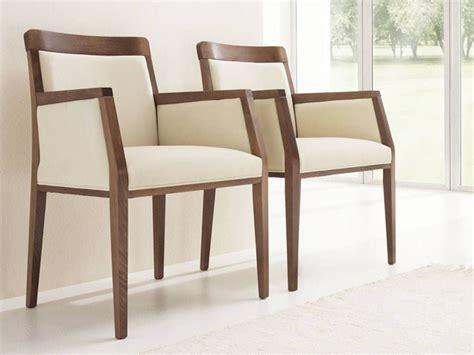 Nora Modern Wooden Armchair