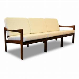 Sofa Danish Design : danish design illum wikkelso 3 seating teak sofa 69614 ~ Eleganceandgraceweddings.com Haus und Dekorationen