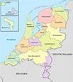 File:Netherlands (+BES), administrative divisions - de ...