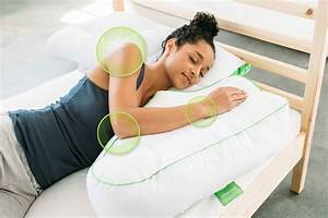 sleep yogar better posture better sleep With best kind of pillow for side sleepers