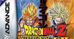 Download Roms Dragon Ball Z The Legacy Of Goku Rom