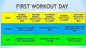 Workout Program  Sustanon Cycle  U2013 Smart