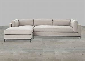beige linen sofa with chaise lounge With beige linen sectional sofa