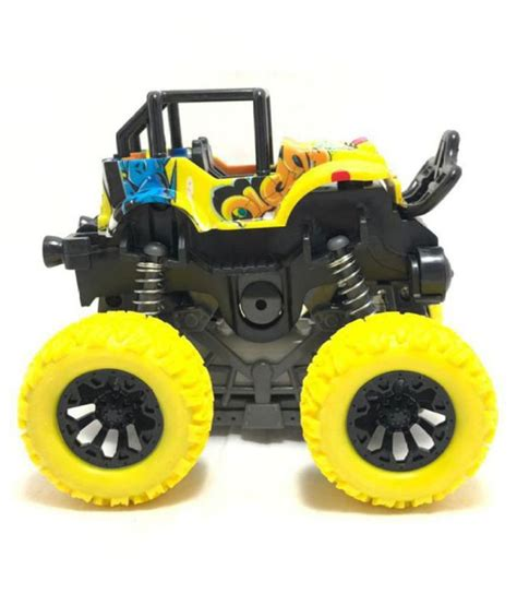 Exclusive edition paying tribute to legendary french pilots. Monster Trucks Toy Off-Road Vehicle   Stylish Painting   4x4 Four-Wheel Drive Buggy - Buy ...
