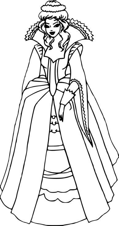 Coloriage princesse disney a imprimer en ligne. Coloriage Princesse fille à imprimer sur COLORIAGES .info