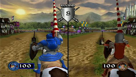 medieval games wii game profile news reviews