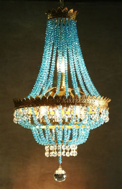 Best Place For Chandeliers by 25 Best Collection Of Turquoise Mini Chandeliers