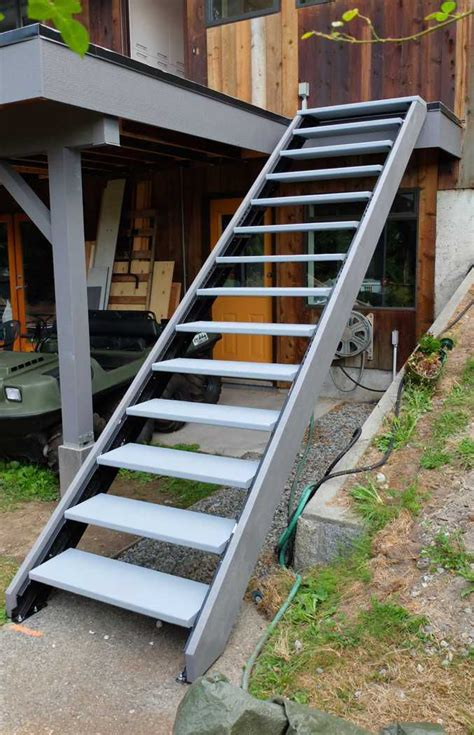 outdoor stair stringers  fast stairscom