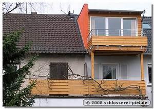 Bretter Für Balkongeländer : produkte schlosserei piel gmbh ~ Markanthonyermac.com Haus und Dekorationen