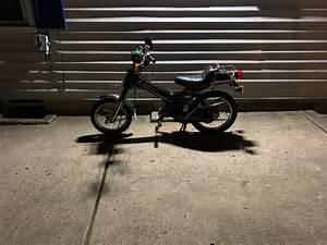 Honda Nu50  U2013 Yamaha Qt50 Luvin And Other Nopeds