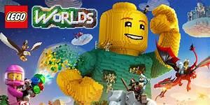 LEGO Worlds Nintendo Switch Jeux Nintendo