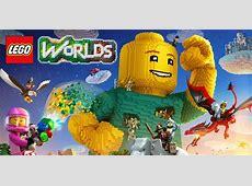 LEGO® Worlds Nintendo Switch Jeux Nintendo