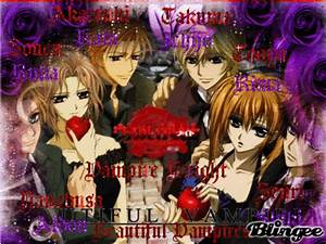 Vampire Knight Beautiful Vampires Picture #120552152 ...