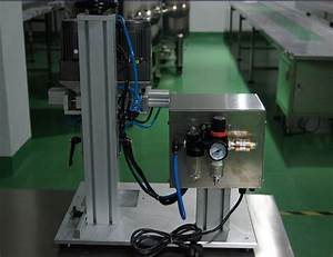 semi automatic tabletop screw capping machine benchtop ...