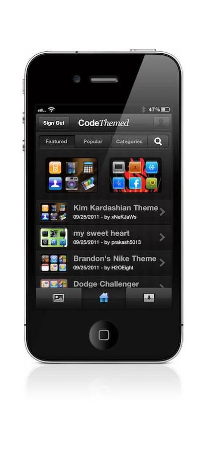 Themes Iphone Custom Ipad
