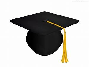 Graduation cap icon (PSD) | PSDGraphics