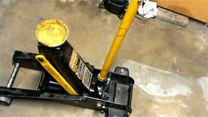 Craftsman 3 ton floor jack repair thefloorsco for How to repair a floor jack