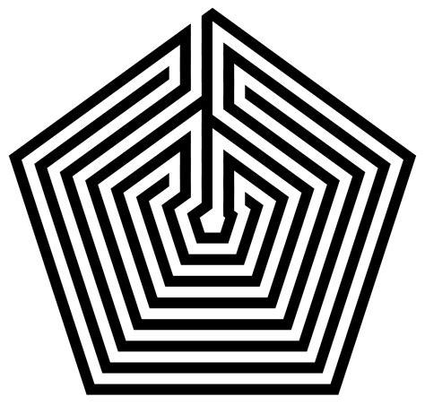 pentagonal wikcionario