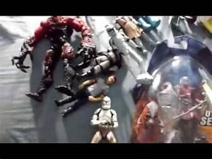 Flea Market Action Figue Haul 7/11/15 - YouTube