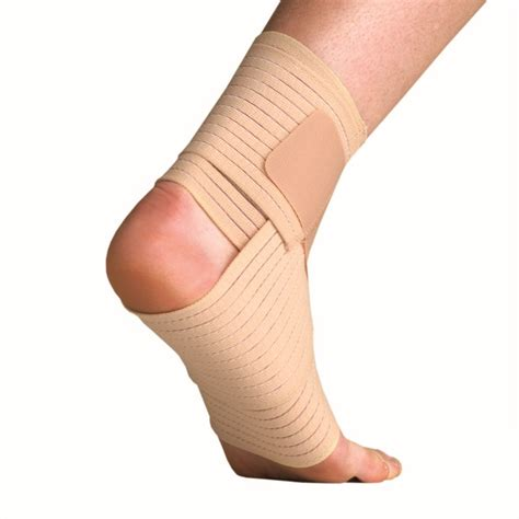 thermoskin elastic ankle support wrap sports supports