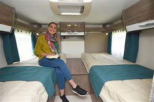 Lits Jumeaux Adultes : pour ou contre les lits jumeaux les camping caristes donnent leur avis amenagement camping car ~ Melissatoandfro.com Idées de Décoration