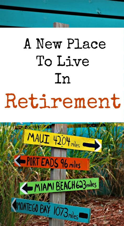 A realistic plan to retire younger. A New Place To Live In Retirement   Retirement advice ...