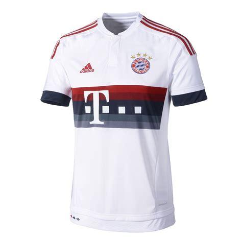 Aug 11, 2021 · alles zum fc bayern münchen: Adidas FC Bayern München Auswärts Trikot 2015/2016 ...