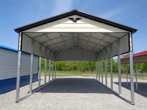 vertical roof rv carport 31 13 metal rv carports carportus