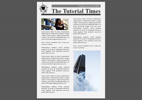 newspaper template powerpoint powerpoint tutorial for a torn paper effect powerpoint design services presentation designers