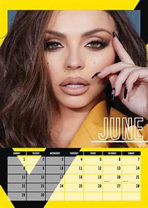Month Calendars 2020 Little Mix Official A3 Calendar 2020 At Calendar Club