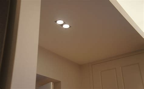 twin trimless magnetic downlight