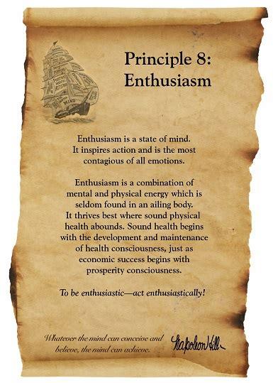 napoleon hill foundations  success principles