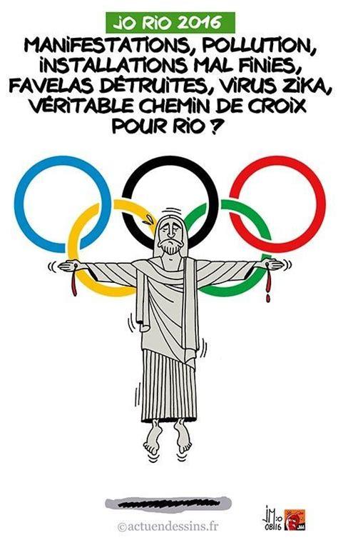 JO de Rio : chemin de croix pour le Brésil
