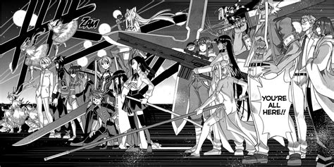 Uq Holder Episode 9 Spoilers What Important Is Yukihime Astronerdboy S Anime Astronerdboy S Anime