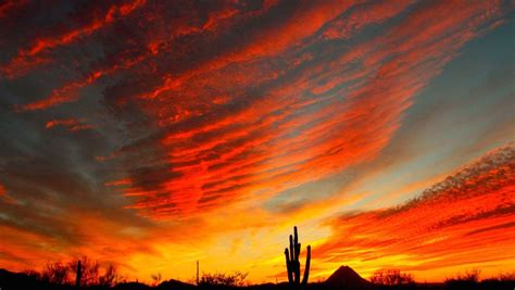 Where to see Arizona's best sunsets