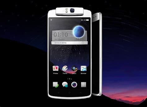 Oppo Mobile N1 by Oppo N1 Een Enigszins Betaalbare High End Android