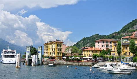 Varenna Italy - Tourism on Lake Como