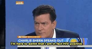 Charlie Sheen Aids GIF - Find & Share on GIPHY