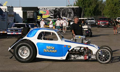 Fiat Topolino Altered by Fiat Topolino Altered Fuel Dragster Pictures