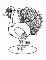 Coloring Pages Thanksgiving Happy Eye Wear Power Turkey Patch Children Cool Clothes Glasses Patches Clothing sketch template